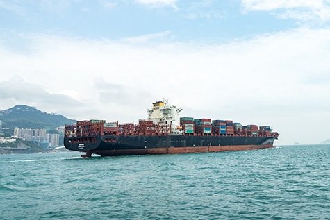 Ocean Freight Container Forwarding & Shipping Company